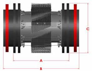 """EDX 16-48"""" (406-1219mm)"""